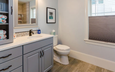 Make the Most of Your Small Bathroom Design