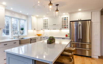 Plan Your Kitchen With Zoned Storage