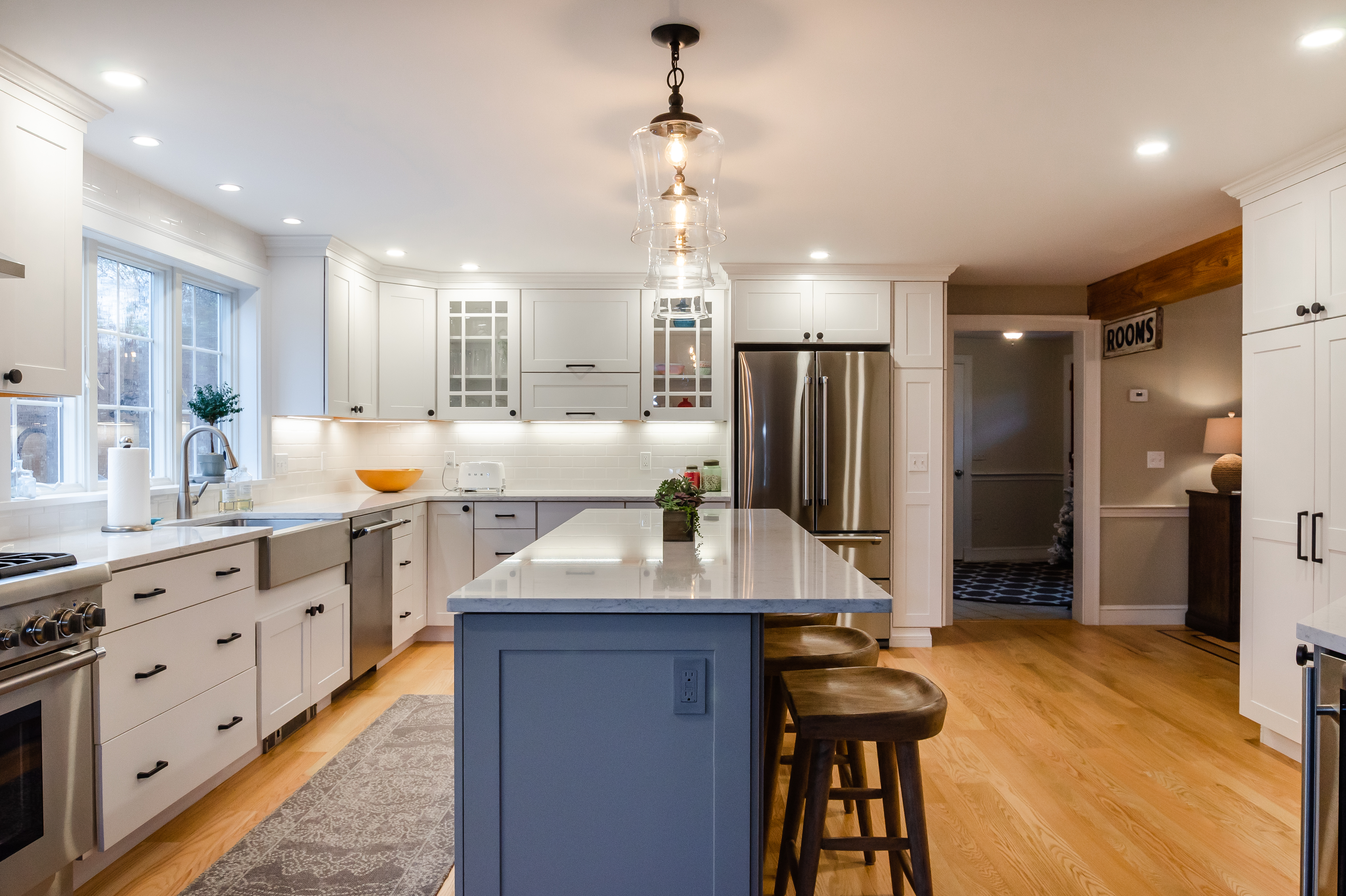 Your Kitchen Island Does Not Have To Match Your Cabinets Fairview Millwork