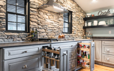 Design a Kitchen Fit For a Chef